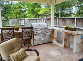 Katy Outdoor Kitchens