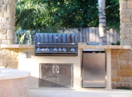 Outdoor Kitchens Katy