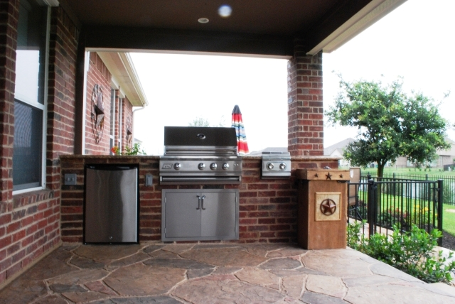 Outdoor Kitchens Katy