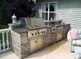 Katy Outdoor Kitchens